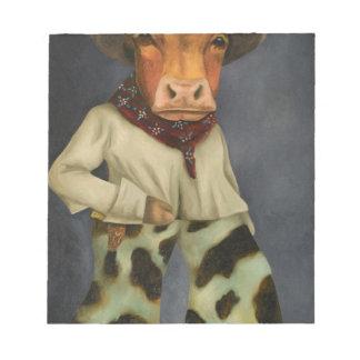 Real Cowboy 2 Notepad