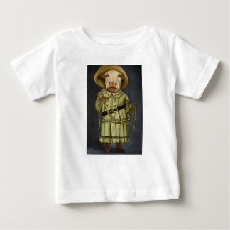 Real Cowgirl 2 Baby T-Shirt