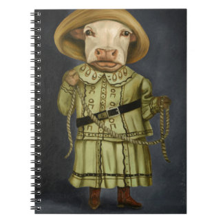 Real Cowgirl 2 Notebook