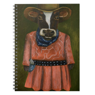Real Cowgirl Note Books