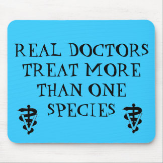 REAL DOC MOUSE PAD