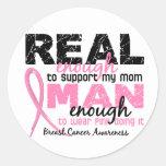 Real Enough Man Enough Mum 2 Breast Cancer
