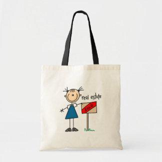 Real Estate Agent Bag