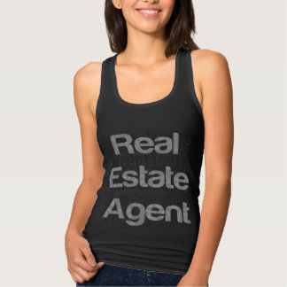 Real Estate Agent Extraordinaire Singlet