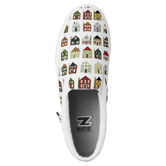 real estate agent gift printed shoes