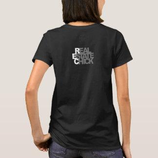 real estate agent girl T-Shirt