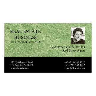 Real Estate Agent Marmorino Business Cards