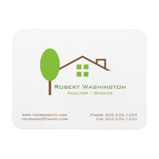 Real Estate Business Magnet