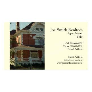 Real Estate Realtor Business Card