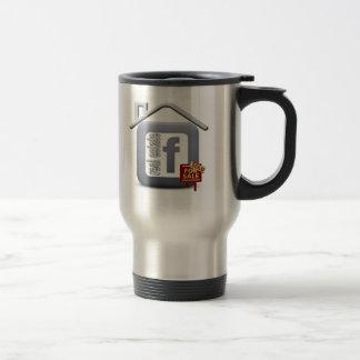 Real Estate Stainless Steel Travel Mug