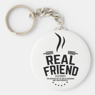 real friend keychains