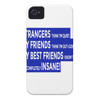 Real Friends True Friendship iPhone 4 Cover
