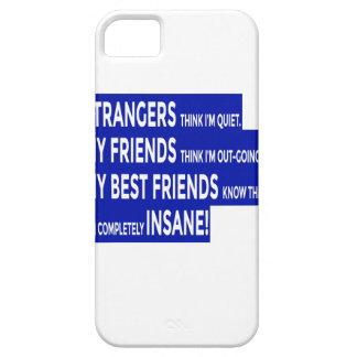 Real Friends True Friendship iPhone 5 Case