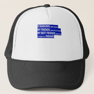 Real Friends True Friendship Trucker Hat