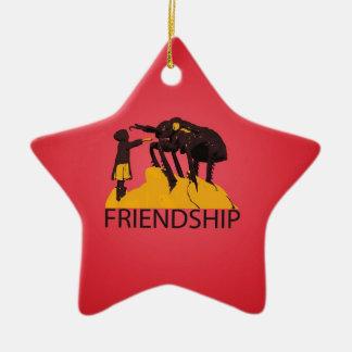 Real Friendship - Bug Kid Ornament