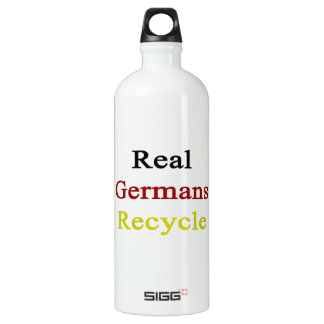 Real Germans Recycle SIGG Traveller 1.0L Water Bottle