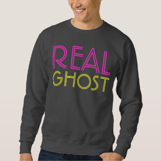 real ghost sweatshirt
