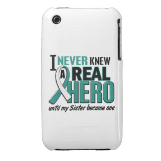 Real Hero 2 Sister Cervical Cancer iPhone 3 Case