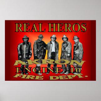 Real Heros Poster