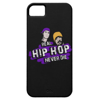 Real Hip Hop never die iPhone 5 Case