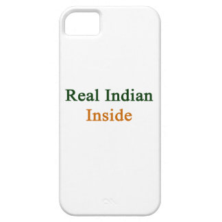 Real Indian Inside iPhone 5/5S Cover
