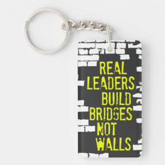 Real Leaders Key Chain
