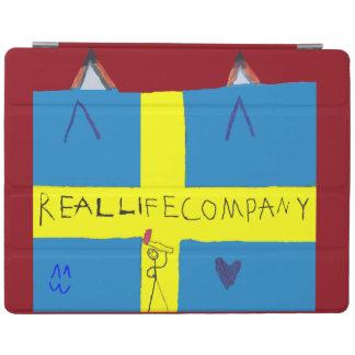 REAL LIFE Company LOGA iPad covers cover iPad Skyd iPad Cover