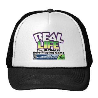 Real Life RPG Mesh Hat