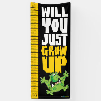 Real 'lil' Monster growth chart (version 1) Banner