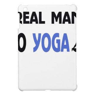 real man do yoga case for the iPad mini