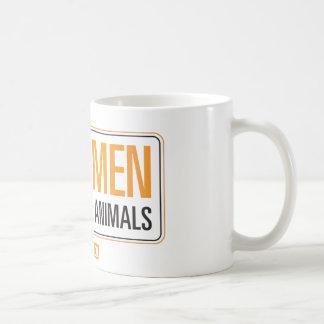Real Men are Kind to Animals Mug