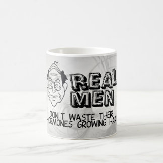 Real Men Coffee Mug