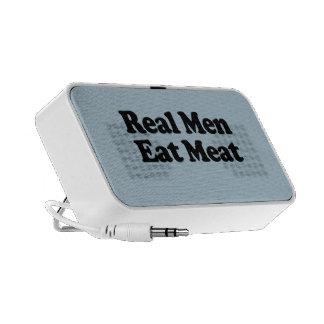 REAL MEN EAT MEAT PC SPEAKERS