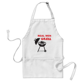 Real Men Grill Standard Apron