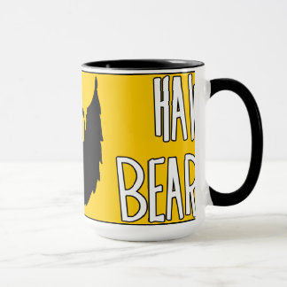 REAL MEN HAVE BEARDS MUG