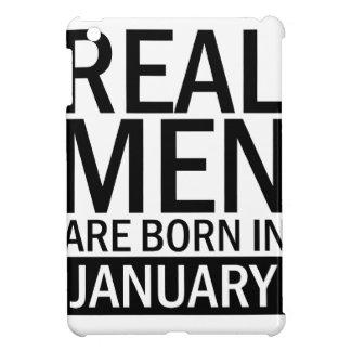 Real Men January iPad Mini Case