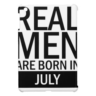 Real Men July Cover For The iPad Mini