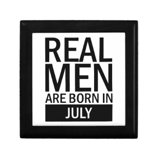 Real Men July Gift Box