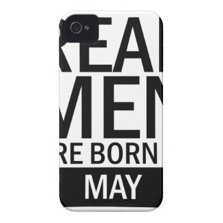 Real Men May iPhone 4 Case