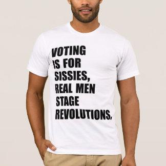 Real Men, Real Revolutions T-Shirt