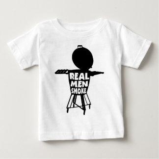 REAL MEN SMOKE BABY T-Shirt