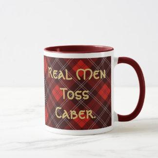 Real Men Toss Caber.