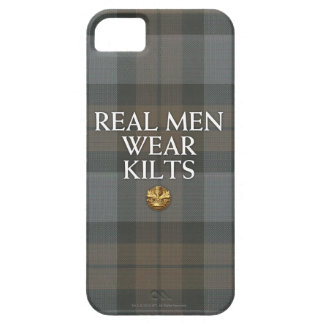 Real Men Wear Kilts Barely There iPhone 5 Case