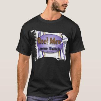 Real Men wear Tzitzit T-Shirt
