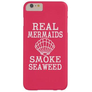 Real Mermaids Smoke Seaweed funny phone case