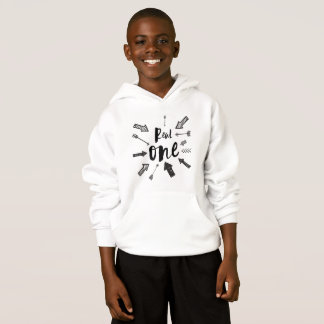 Real One | Kids' Hanes ComfortBlend® Hoodie