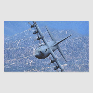 REAL PLANES HAVE PROPS RECTANGULAR STICKER