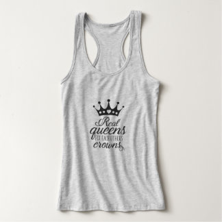 Real Queens Fix Each Others Crowns Singlet