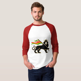 Real Rasta Lion T-Shirt