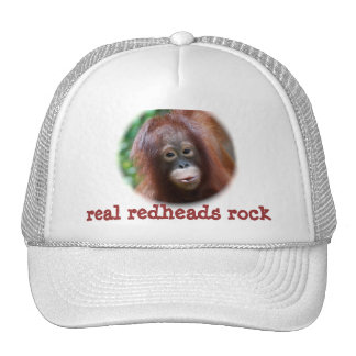 real redheads rock cap